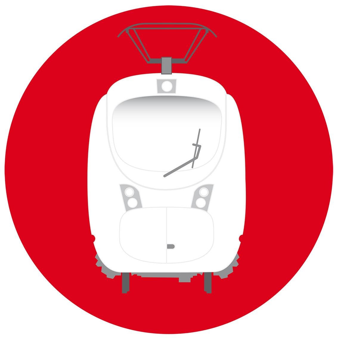 Systemlösungen für Schienenfahrzeuge