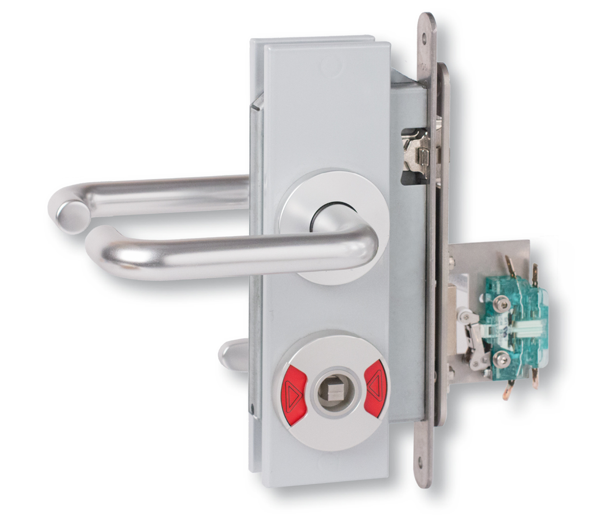 kasper elektronik | WC-Schloss für Drehtüren