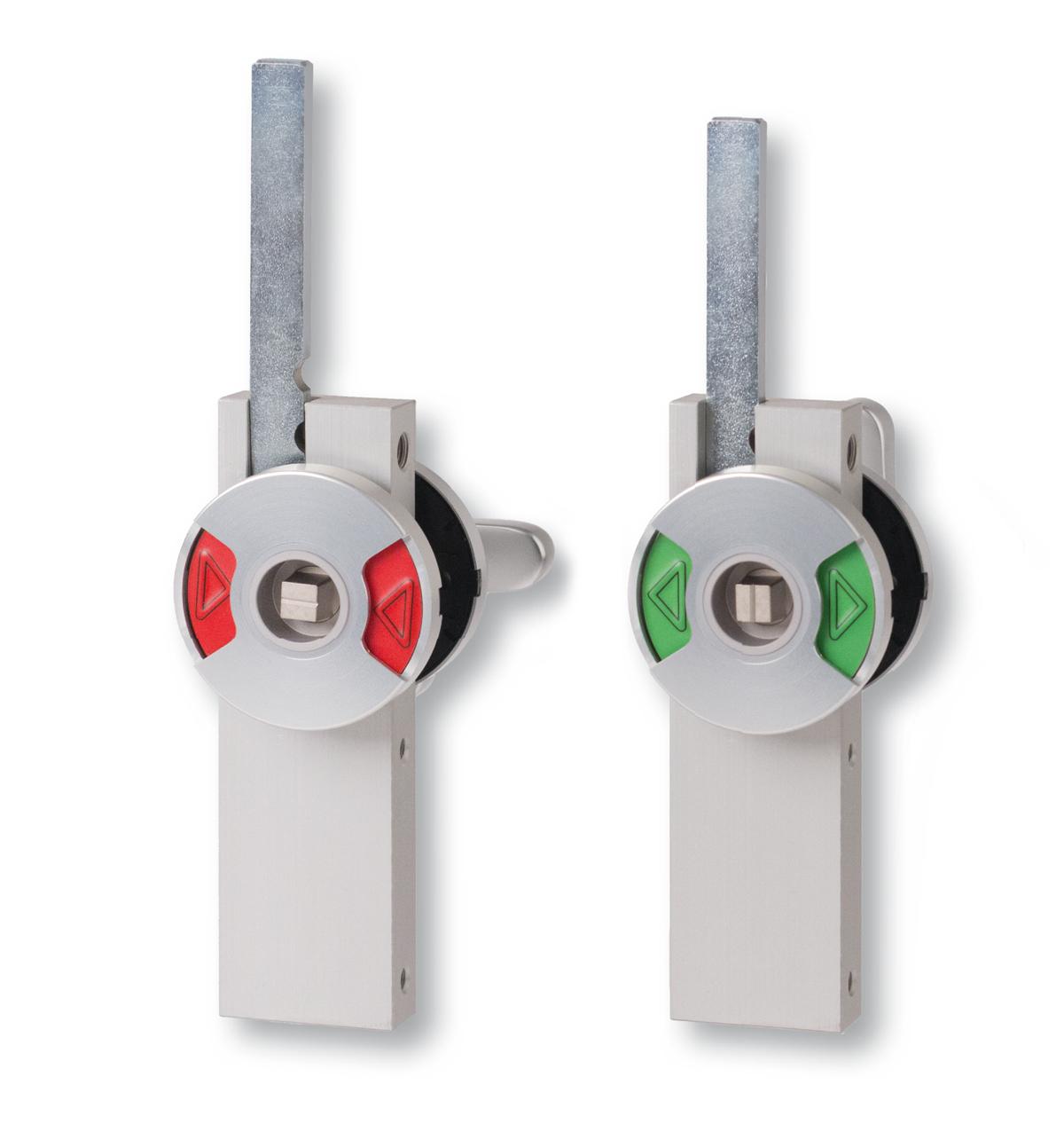 kasper elektronik | WC-Verriegelung für Schiebetüren