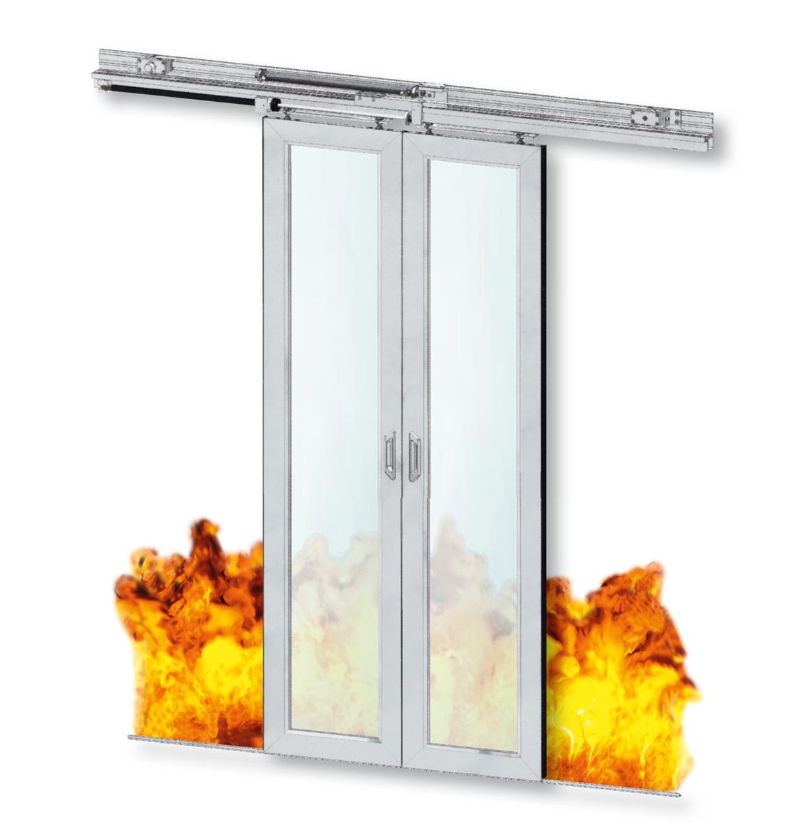 kasper elektronik | Brandschutz-Türsystem