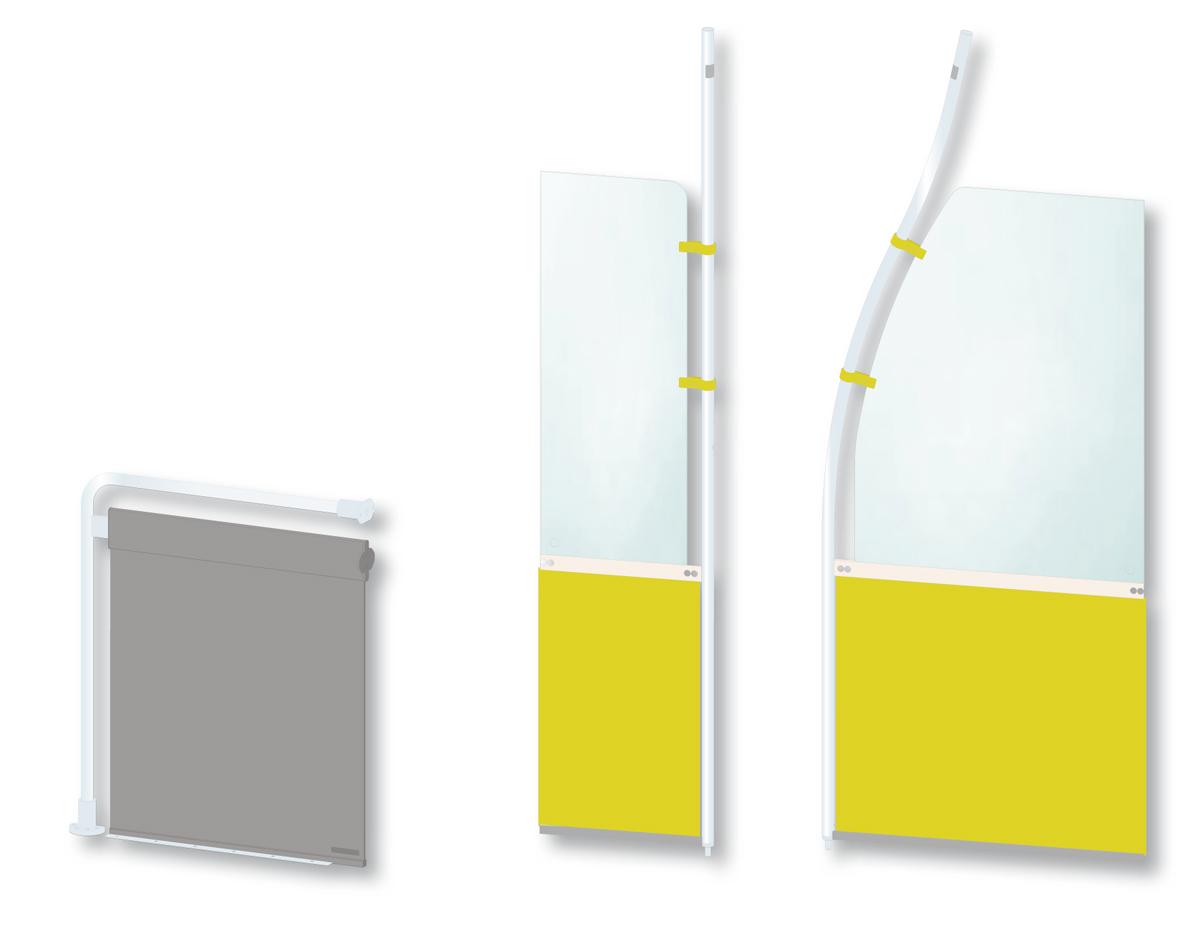 kasper elektronik | Einstiegstrennwände