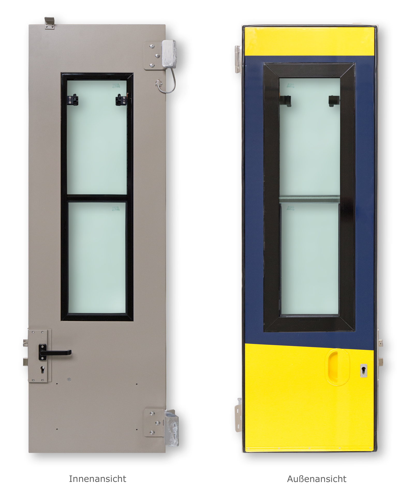 kasper-elektronik Türsystem | Fahrerraum-Außentür | Straßenbahn Stuttgart
