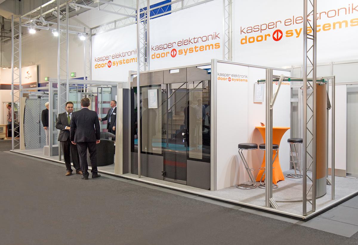 kasper-elektronik auf der InnoTrans 2016